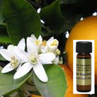 Neroli Essential Oil Extracted from the blossom of the bitter orange tree.