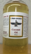 Coconut Oil Organic Available in a variety of sizes