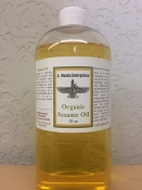 Sesame Oil Organic Ingredients available in a variety of sizes