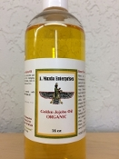 Organic Golden Jojoba Oil - 16oz