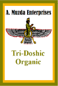 Tri-Doshic Oil Organic Ingredients.